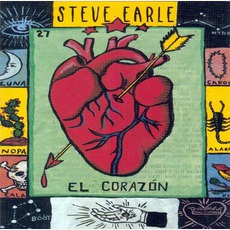 El Corazón mp3 Album by Steve Earle