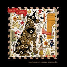 Washington Square Serenade mp3 Album by Steve Earle