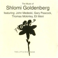 Flower mp3 Album by Shlomi Goldenberg