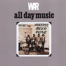 All Day Music mp3 Album by War