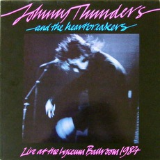 Live At The Lyceum Ballroom, London, 1984 mp3 Live by Johnny Thunders & The Heartbreakers