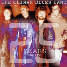 25 Years: 1968-1993 mp3 Artist Compilation by Climax Blues Band