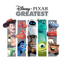 DisneyPixar Greatest mp3 Soundtrack by Various Artists