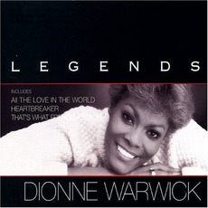 Legends mp3 Artist Compilation by Dionne Warwick