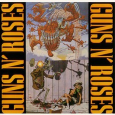 EP (Live From The Jungle) mp3 Album by Guns N' Roses