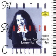 Martha Argerich Collection, Volume 1: Concertos