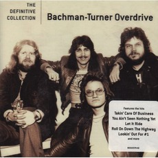 The Definitive Collection mp3 Artist Compilation by Bachman-Turner Overdrive