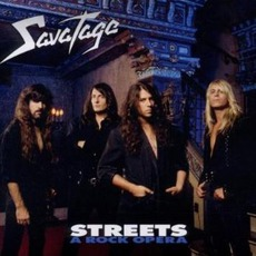 Streets: A Rock Opera (Re-Issue) by Savatage