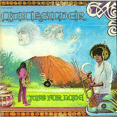 Just For Love mp3 Album by Quicksilver Messenger Service