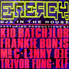 Energy: DJ's In The House mp3 Compilation by Various Artists