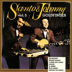 Santo & Johnny, Volume 5: Goldfinger