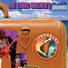 Live On The Legendary Rhythm & Blues Cruise by Joe Louis Walker