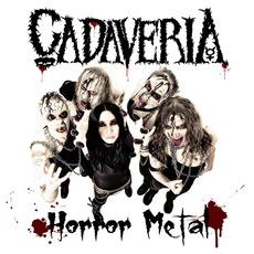 Horror Metal mp3 Album by Cadaveria