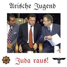 Juda Raus by Arische Jugend