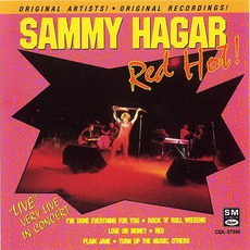 Red Hot mp3 Live by Sammy Hagar
