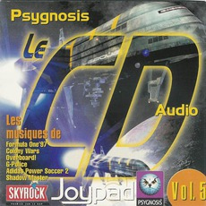 Joypad CD, Volume 5: Psygnosis, Le CD Audio