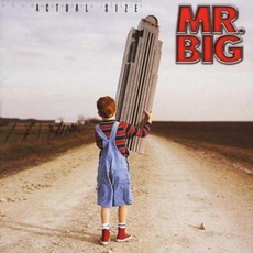 Actual Size (Japanese Edition) mp3 Album by Mr. Big