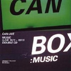 CAN Live: Music (Live 1971-1977) by CAN