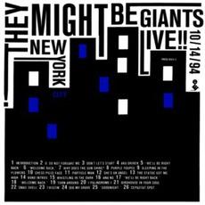 Live!! New York City 10/14/94