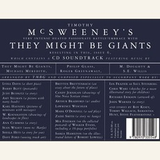 Timothy McSweeney's Quarterly Concern, Issue 6 (They Might Be Giants Vs. McSweeney's)