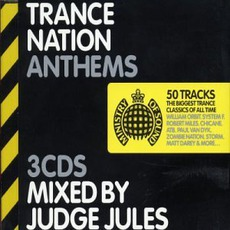 Ministry Of Sound: Trance Nation Anthems