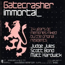 Gatecrasher: Immortal by Various Artists