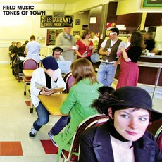 Tones Of Town mp3 Album by Field Music