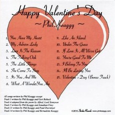 Happy Valentine's Day by Phil Keaggy