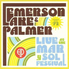 Live At The Mar Y Sol Festival '72 mp3 Live by Emerson, Lake & Palmer