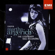 The Legendary 1965 Recording (Feat. Piano: Martha Argerich) mp3 Album by Frédéric Chopin