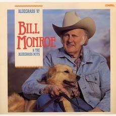 Bluegrass '87 mp3 Album by Bill Monroe And The Bluegrass Boys