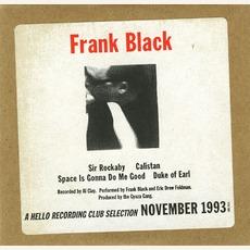 Frank Black: Hello Recording Club