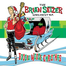 Boogie Woogie Christmas mp3 Album by The Brian Setzer Orchestra