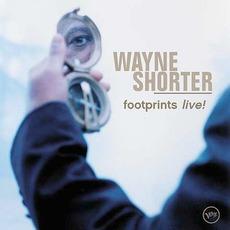 Footprints Live! mp3 Live by Wayne Shorter