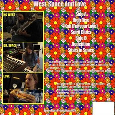 West, Space And Love mp3 Album by Oresund Space Collective