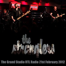 The Grand Studio RTL Radio France 21st February 2012 mp3 Live by The Stranglers