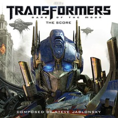 Transformers: Dark Of The Moon: The Score mp3 Soundtrack by Steve Jablonsky