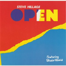 Open - Featuring Studio Herald mp3 Album by Steve Hillage