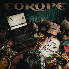 Bag Of Bones (Japanese Edition) mp3 Album by Europe