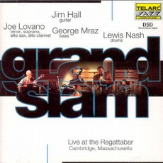 Grand Slam: Live At The Regattabar