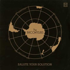 Salute Your Solution mp3 Single by The Raconteurs