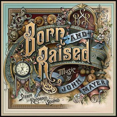 Born And Raised mp3 Album by John Mayer