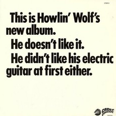 The Howlin' Wolf Album (Re-Issue)