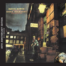 The Rise And Fall Of Ziggy Stardust And The Spiders From Mars (40th Anniversary Edition) by David Bowie