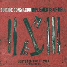 Implements Of Hell (Limited Edition BOX Set) by Suicide Commando