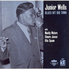 Blues Hit Big Town (Re-Issue)