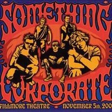 Fillmore Theater - November 5, 2003