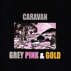 Grey Pink & Gold