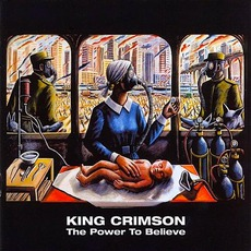 The Power To Believe mp3 Album by King Crimson