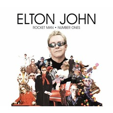 Rocket Man: Number Ones mp3 Artist Compilation by Elton John